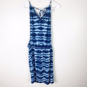 BCBGenerations medium sleeveless tie dye dress